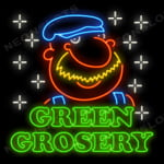 Green Grocery Game