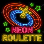 Neon Roulette Game