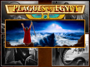 Plagues of Egypt Slot