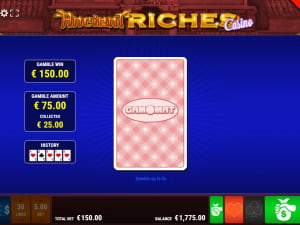 Риск-игра Ancient Riches Casino