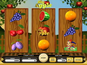 Игровое поле Big Apple