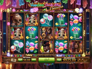 Игровое поле Voodoo Candy Shop Deluxe