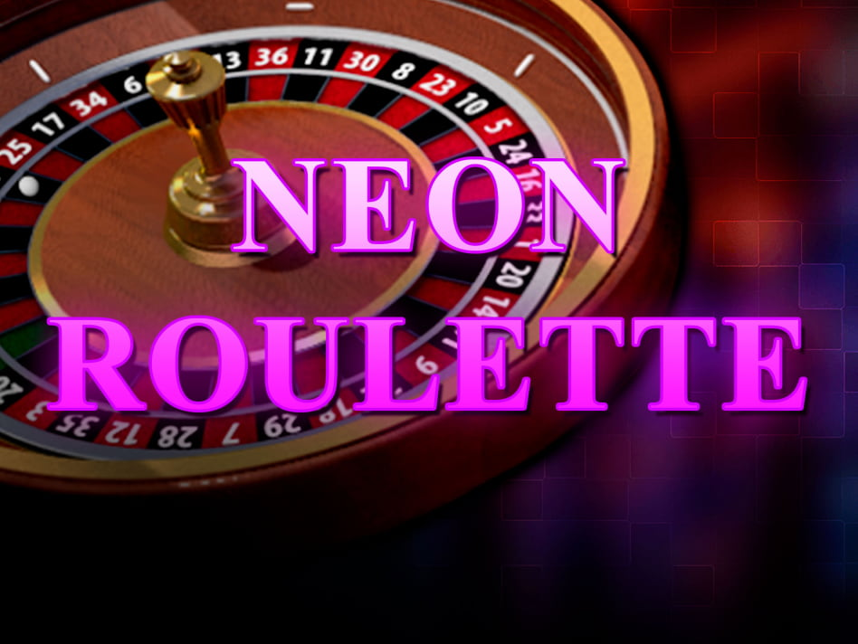 Neon Roulette Game Online