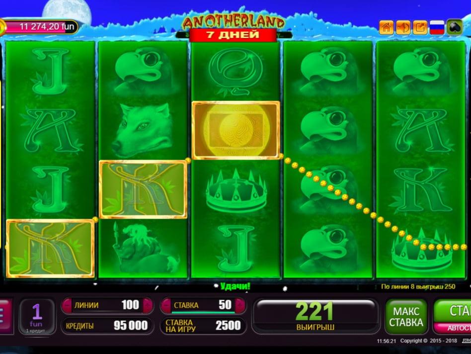 Spiele 7 Days Anotherland - Video Slots Online