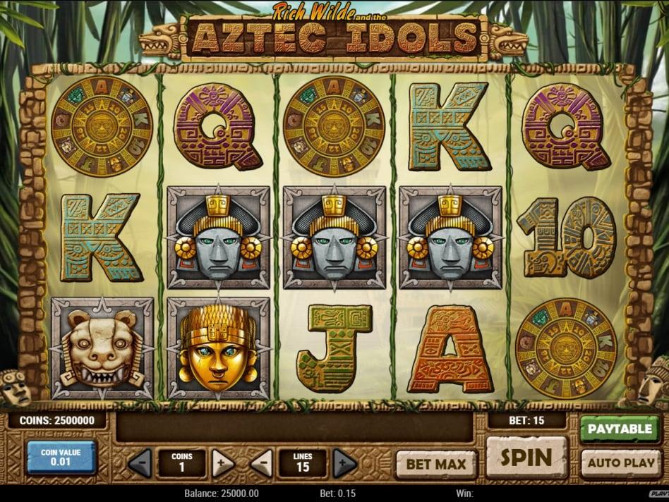 Xbet aztec idols ацтекские идолы игровой автомат кино онлайн высокие
