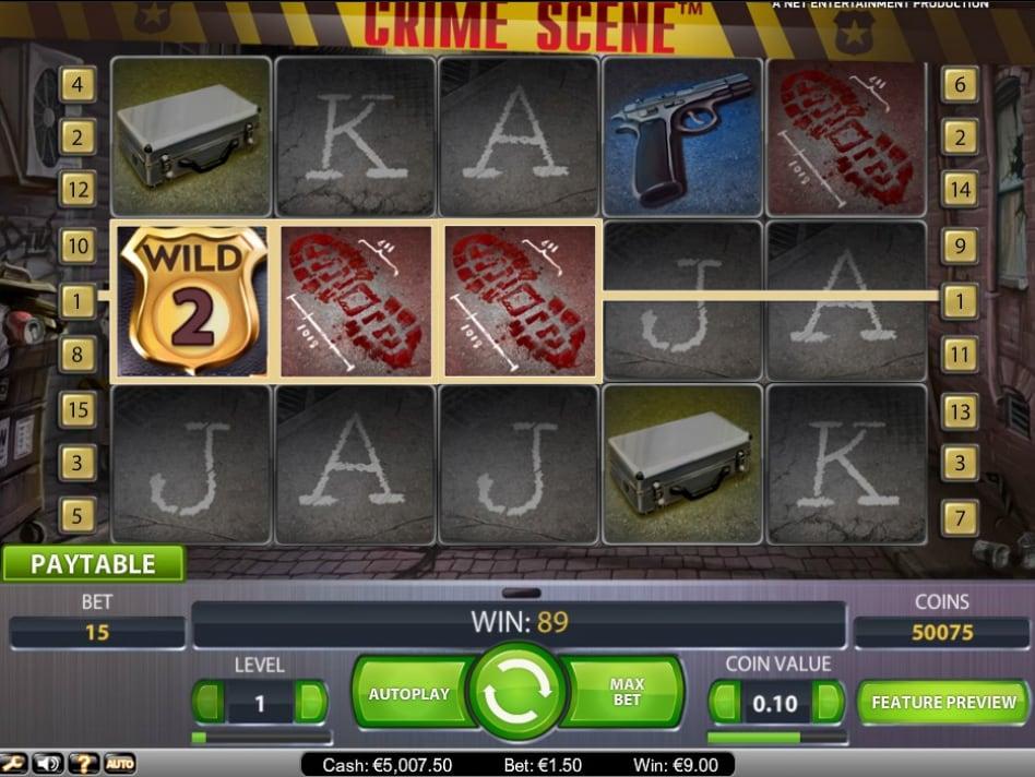 Игровой автомат crime scene место преступления онлайн Черногорск